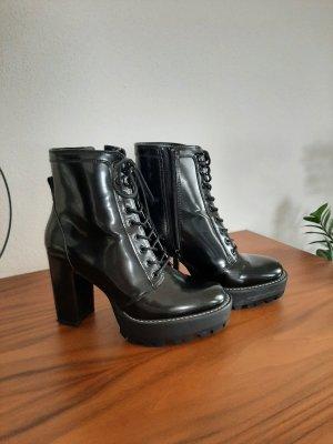Neu Ankle Boots Stiefeletten Bershka Gr. 39