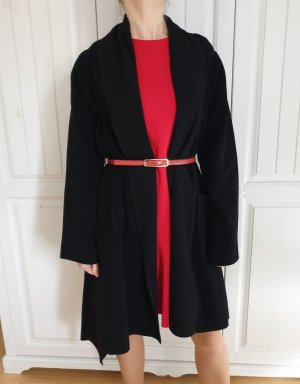Apart Oversized Coat black