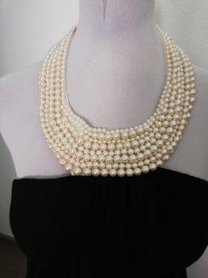 Neu Apart Kleid mit Perlen Gr. 40