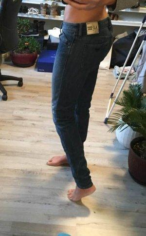 Neu Armani Jeans LOTUS Jeans, Skinny Fit - blue denim
