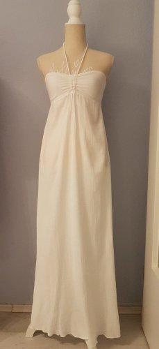 NEU ASOS UK Kleid Maxikleid Sommerkleid Crepe Bustier Rücken Cut out SEXY