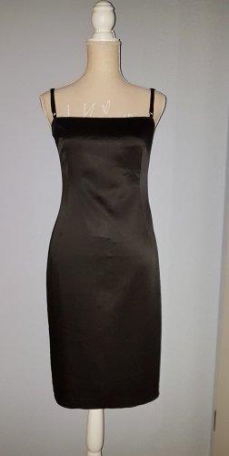 Dolce & Gabbana Pinafore dress black mixture fibre