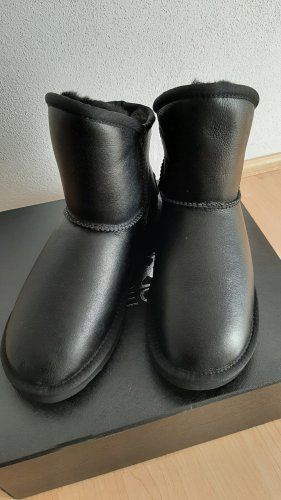 Australia Luxe Collective Ankle Boots black leather