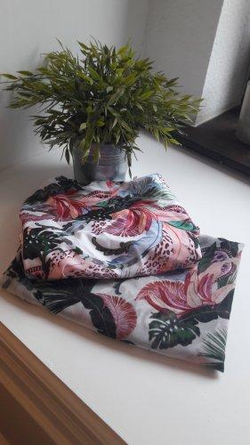 Hunkemöller Zwempak wit-roze