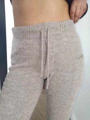 Benetton Woolen Trousers beige