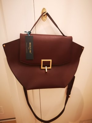 Carry Bag bordeaux polyurethane