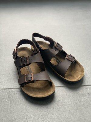 Birkenstock Sandalo comodo marrone