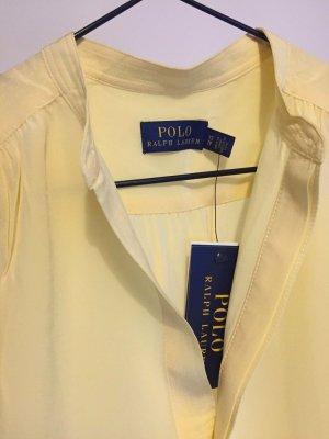 Polo Ralph Lauren Silk Blouse primrose silk