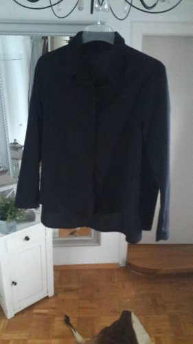 Italy Moda Oversized Blouse black