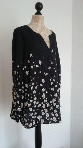 Alba Moda Tunique-blouse multicolore viscose