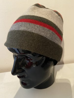 Bogner Fire + Ice Knitted Hat grey