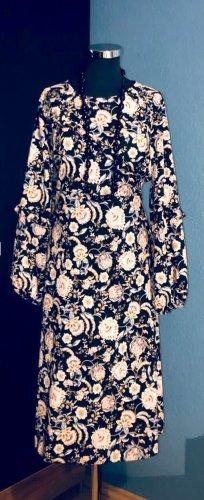 Capsule Midi Dress black-nude