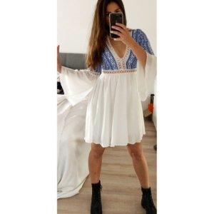 NEU Boho Strandkleid Kleid Sommer dress Sommerkleid Kleid Festival M 36 38 boho Blogger