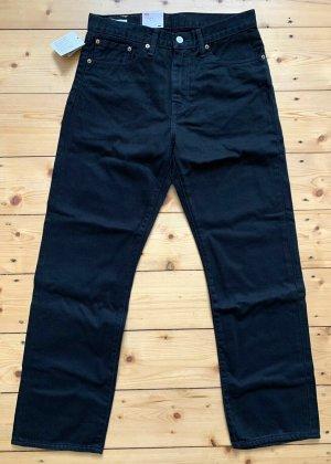 NEU! Boyfriend Baggy Levi's Levis Jeans 751 W31 L30 schwarz Straight Vintage 90er Style RAR!