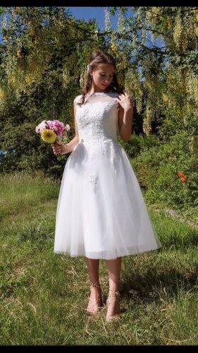 Lovely Bride London Suknia ślubna biały