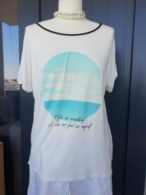 Broadway Print Shirt multicolored viscose