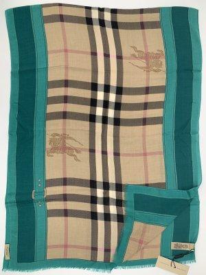 Burberry Bufanda de cachemir multicolor