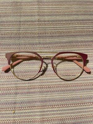 Calvin Klein Gafas color rosa dorado