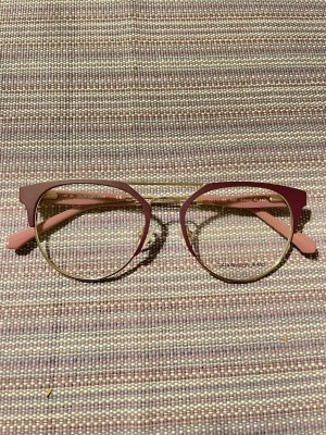 Calvin Klein Glasses rose-gold-coloured