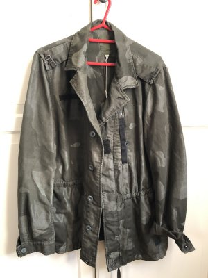 Neu! Camouflage Jacke von G-STAR