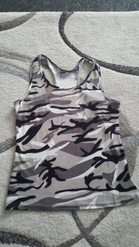 NEU Camouflage Top