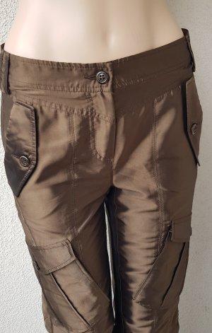 Luisa Cerano Pantalone cargo bronzo