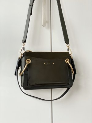 NEU! Chloé Small Roy Tasche Deep Forest
