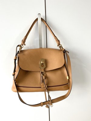 Chloé Handbag beige-light brown leather