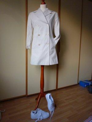 NEU Christian Berg Trenchcoat Caban-Jacke 38 36 beige stein classy Qualität scandic Capsule clean Chic Peek Cloppenburg
