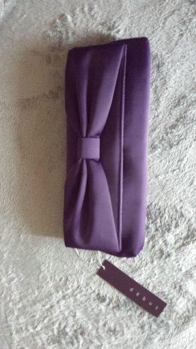 NEU Clutch Handtasche lila violett