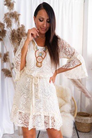 stylelistic Sukienka boho Wielokolorowy