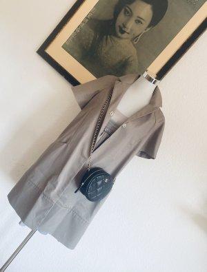Comptoir des Cotonniers Short Coat grey brown