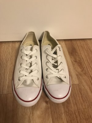 NEU!! Converse Chuck Taylor Allstar Dainty Schuh Weiß