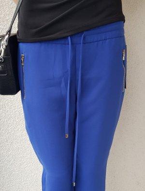 Blacky Dress Spodnie materiałowe niebieski