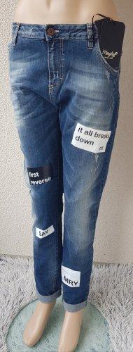 ☆ NEU - Coole Jeans von Maryley - Gr. 42/44 ☆