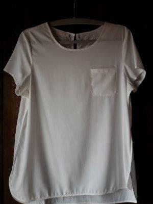 *NEU* Cooles Blusenshirt von Talk About, 40, weiß