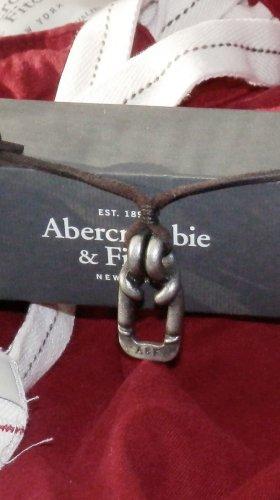 *NEU* cooles Halsband Leder verstellbar / Necklace ... NEU!