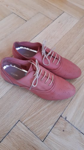 NEU- COX Leder Schuhe Gr.38