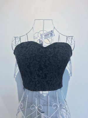 Guess Bandeau top donkerblauw