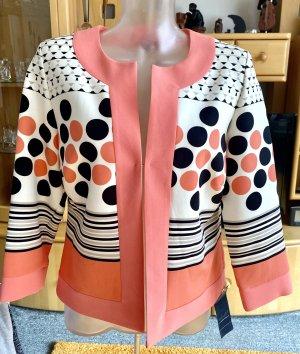 NEU Damen Blazer Bluse Gr.38 in Bunt von Select P.199,90€