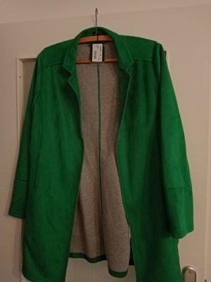 SaHara Jersey Blazer verde