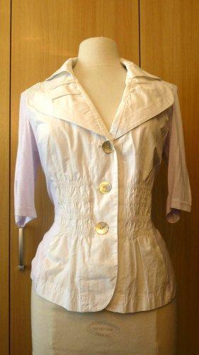 Kapalua Blazer in jersey bianco sporco-bianco