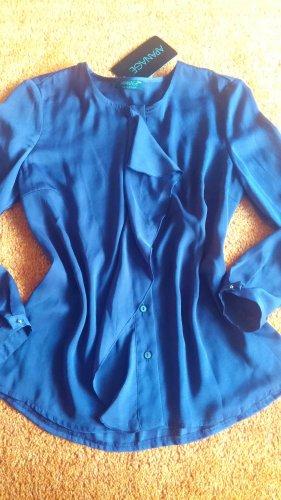 NEU Damen Bluse Business Gr.M in Lila von Apanage P.79,95€