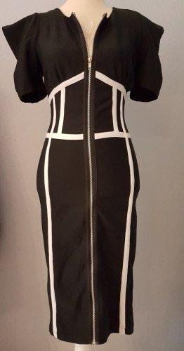 Boohoo Corsage Dress multicolored mixture fibre