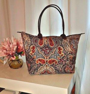 NEU Damen Handtasche LEICHT Shopping Bag SHOPPER Schutertasche City