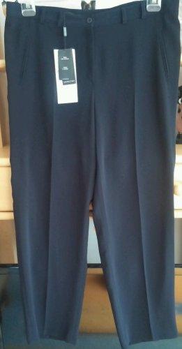NEU Damen Hose Elegante Stoff Business Gr.48(24) in Schwarz von MARCONA P.99,95€