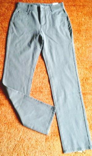 Anna Montana Stretch jeans beige Katoen
