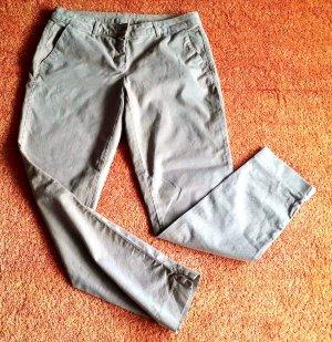 NEU Damen Hose Stretch Gr.38 in Karamell von United Colors