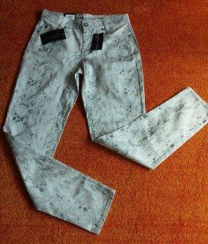NEU Damen Hose Stretch Sommer Jeans Gr.36 L31 mehrfarbig von Anna Montana