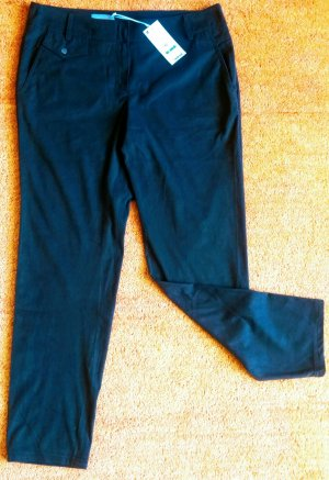 NEU Damen Hose Wild Leder Imitat Gr.42 Braun von Kapalua P.119,95€